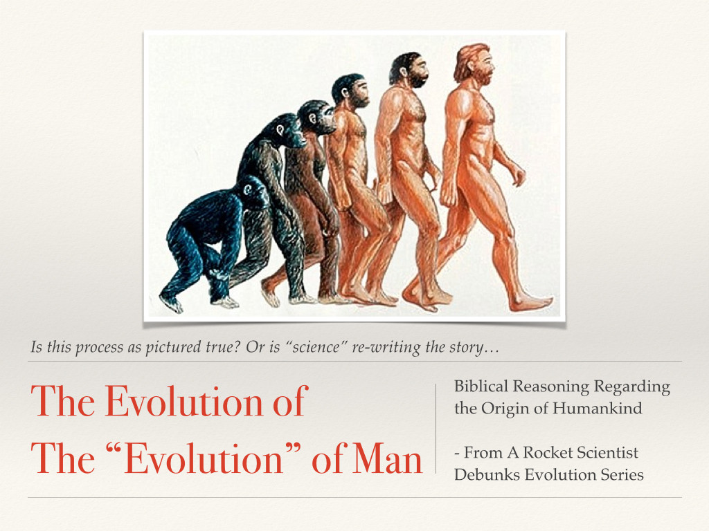 Evolution of Man for WVW.001