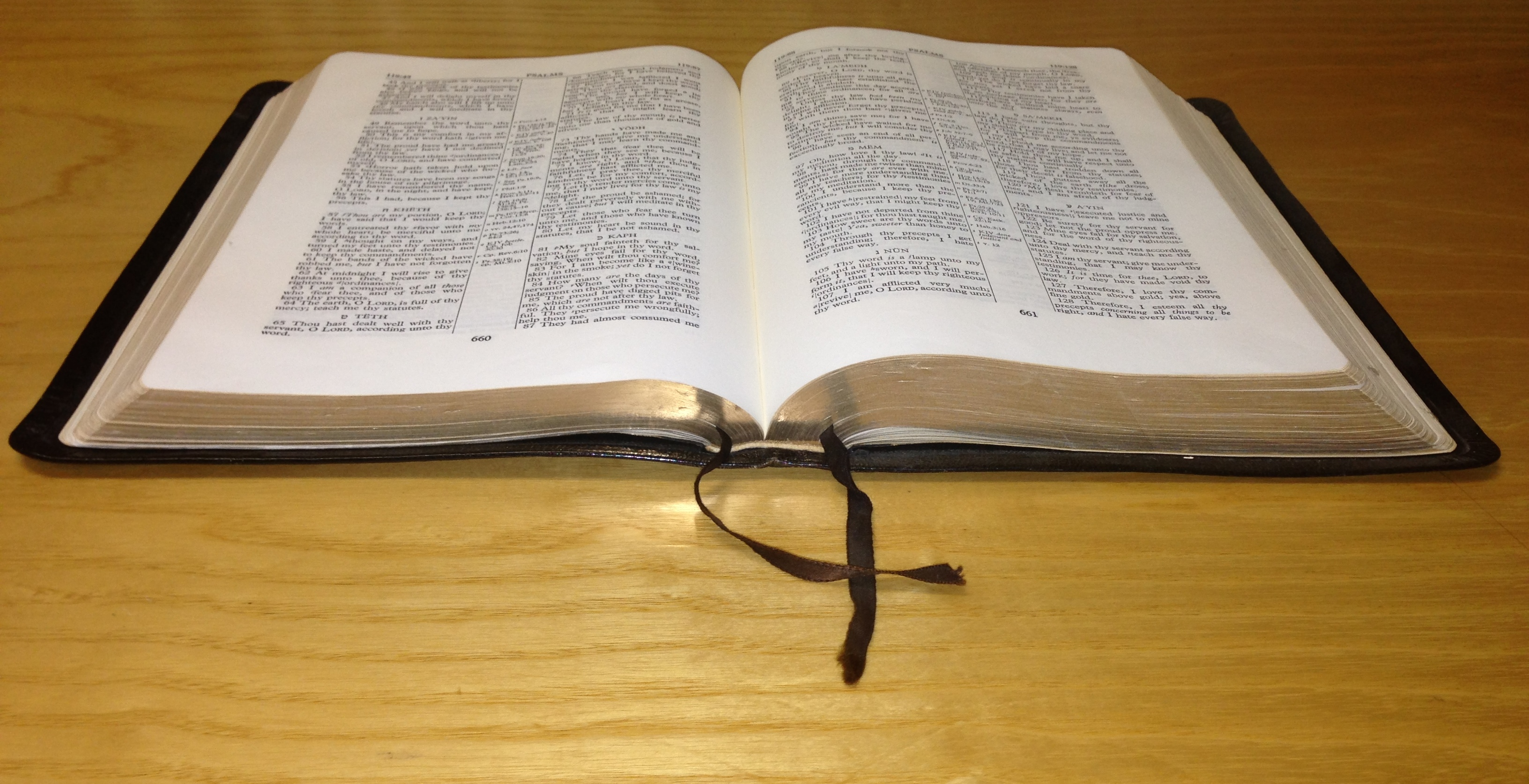 The Anvil of God's Word